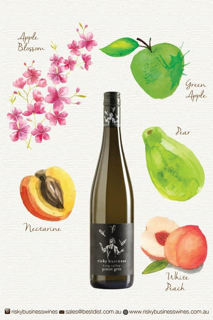 Risky Business Wines Pinot Gris