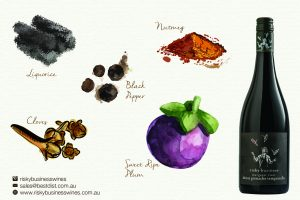 Risky Business Wines Shiraz Grenache Tempranillo
